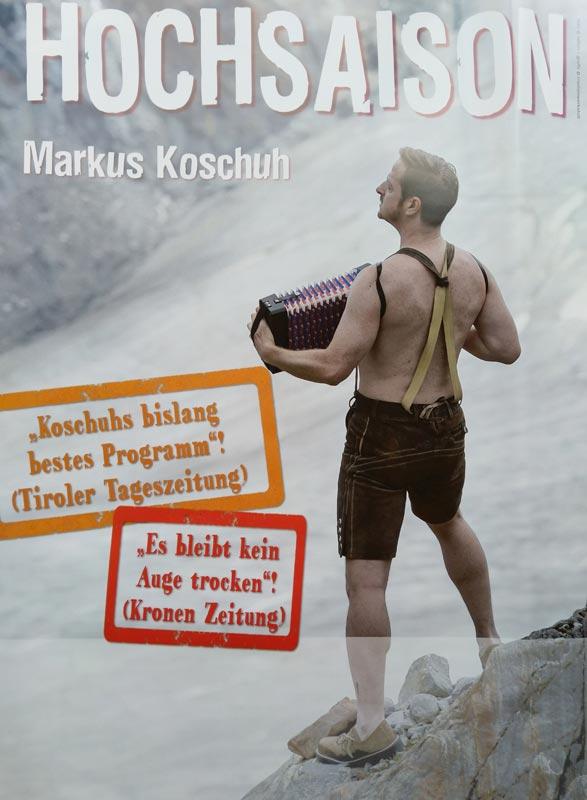 Markus Koschuh - Hochsaison