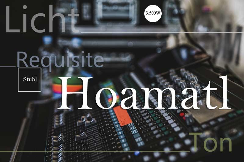 Stagerider, Hoamatl