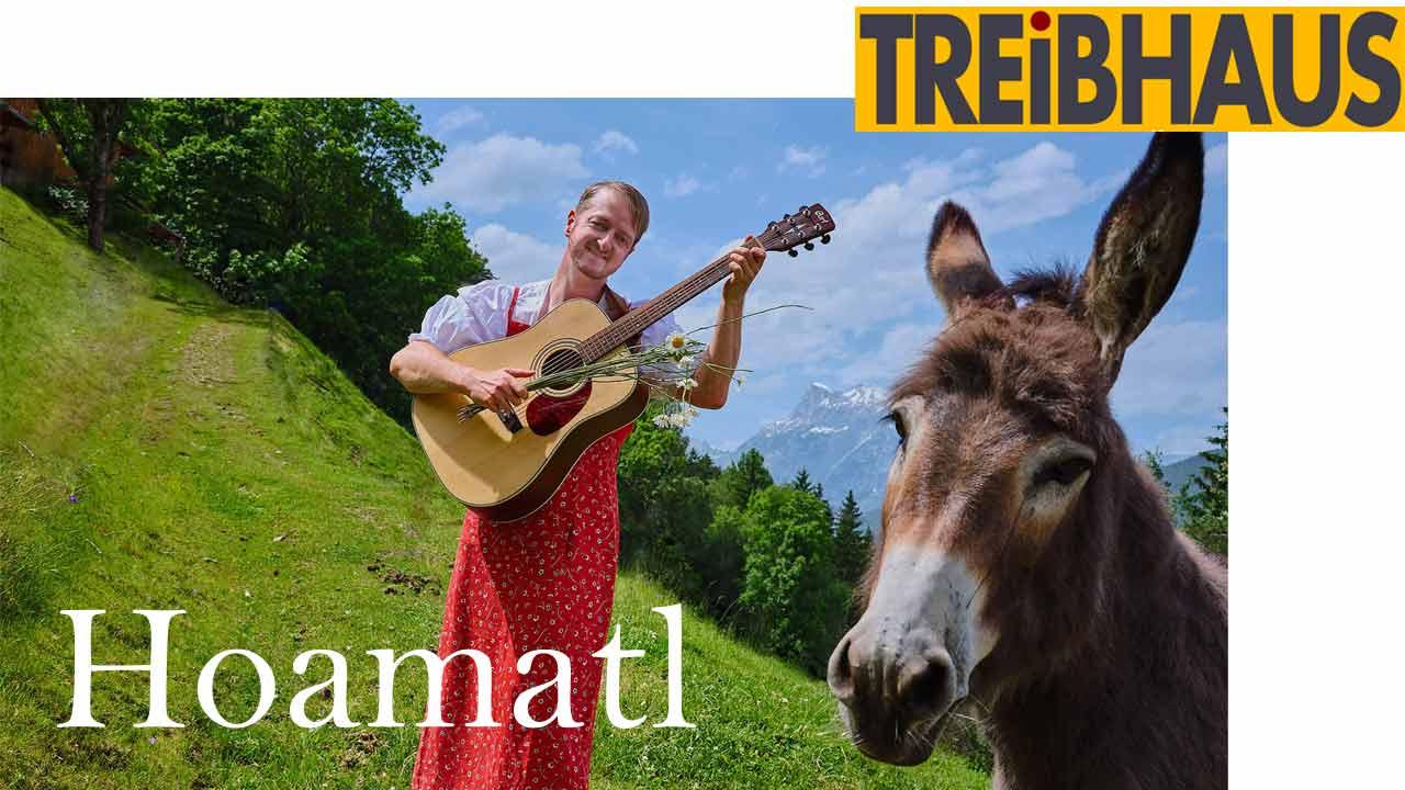 Markus Koschuh - Kabarett - Hoamatl - Treibhaus