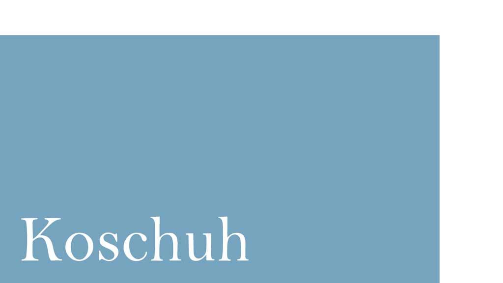 Koschuh-termin