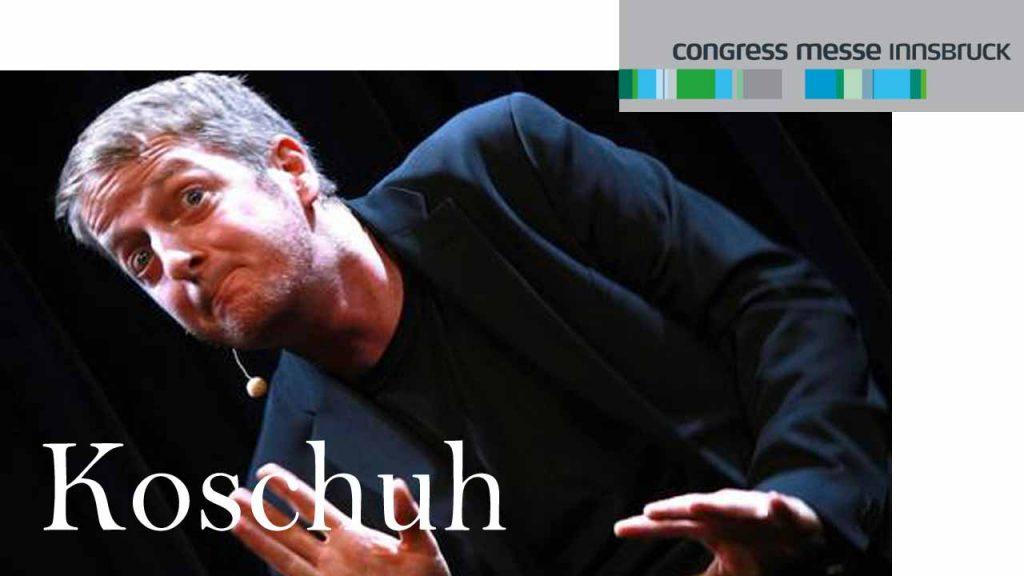 Koschuh Messe Innsbruck